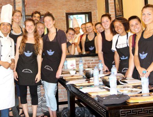 Hanoi Cooking Class – US$ 55